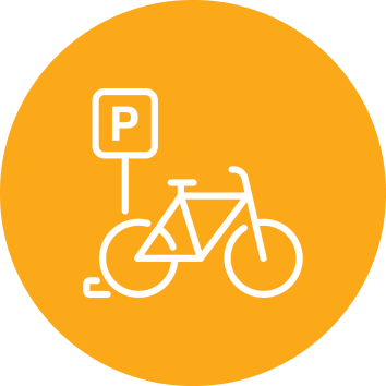 Central City Bike Hub Icon