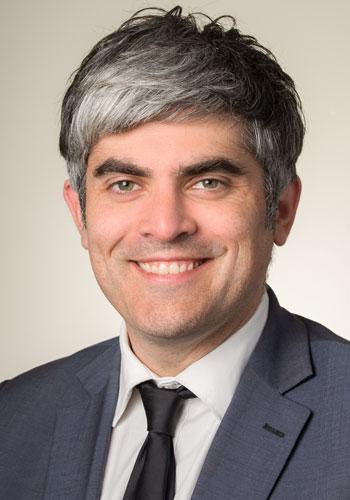 Mayor Aaron Hawkins