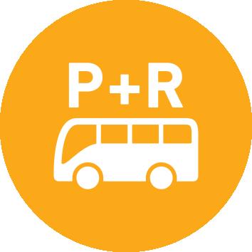 Park & Ride icon